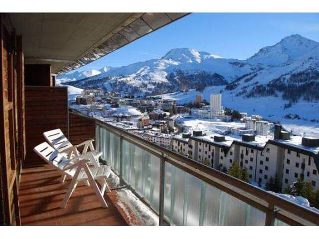 Appartamento Residence Palace 2 Sestriere- 5/6 PL
