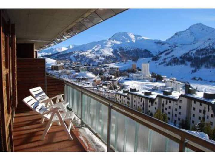 Appartamento Residence Palace 2 Sestriere- 5/6 PL