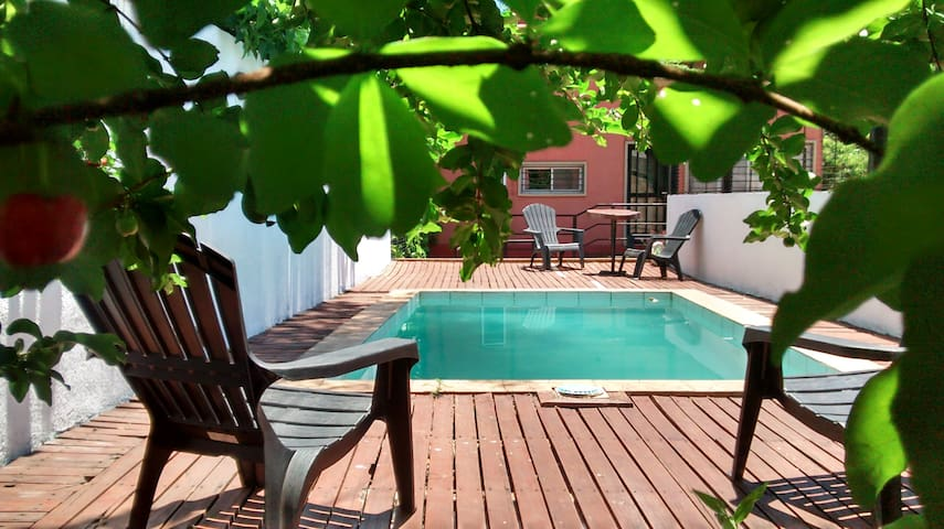 Casa Vacacional En Iguazu con piscina exclusiva