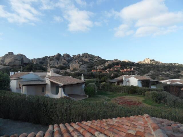 Porto Rafael - indipendent house - nice sea view - Punta Sardegna - Villa