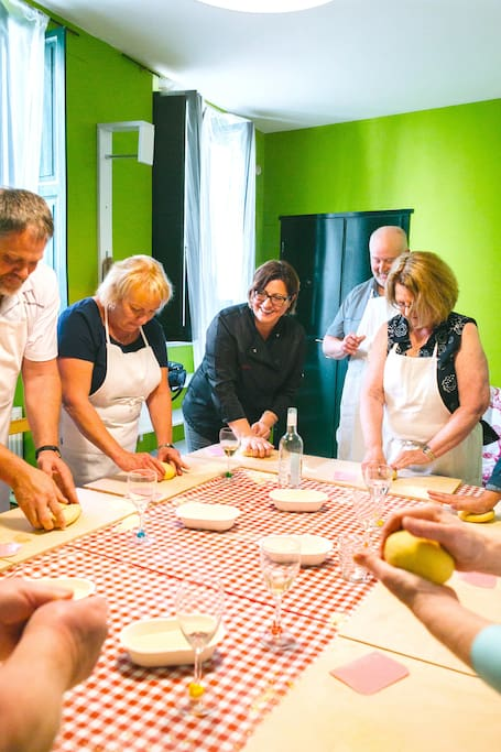 Shop, Cook & Eat with Chef Silvia
