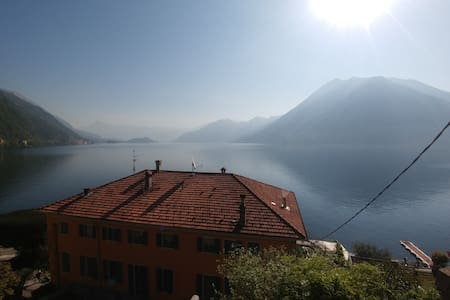 Modern Apartment in Period Villa with Lake Views - Argegno - 公寓