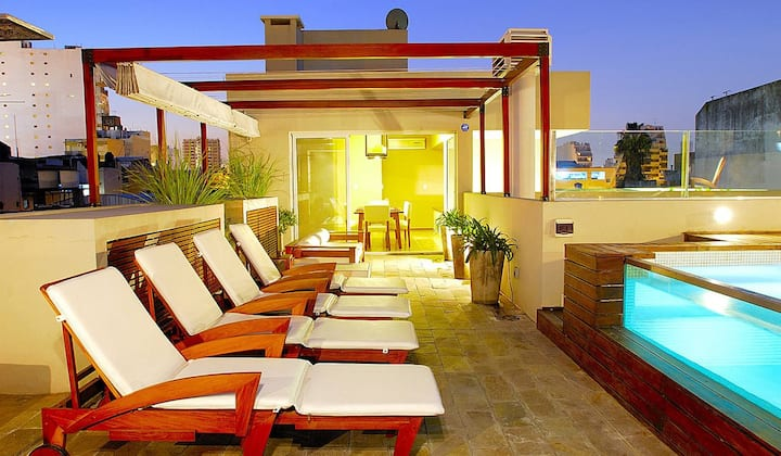 Best House In BA w/ hot pool and terrace