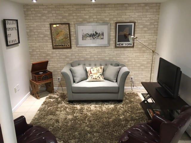 Cozy Place - Convenient Location - Brooklyn - Maison