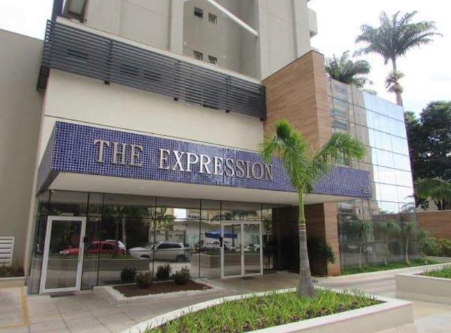 The Expression Apartamento mobiliado em Goiânia