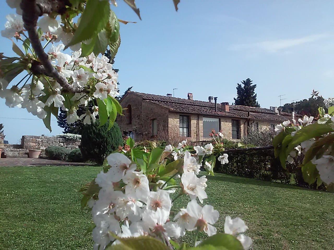 Il Fienile semi-detached villa