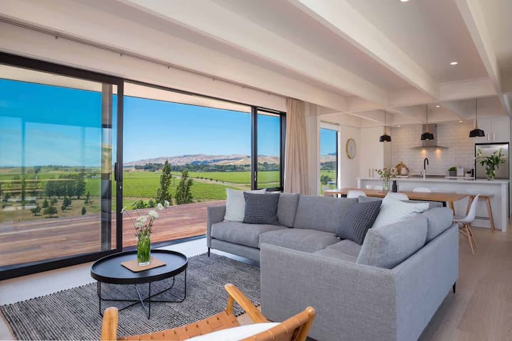 The Nineteenth Vineyard Accommodation
