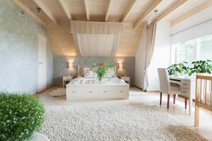 Cosy Seaside Hotel - The Suite of Roses