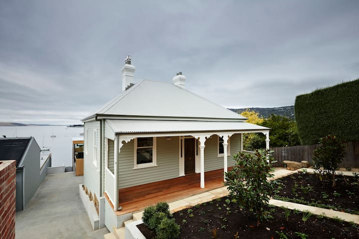 Weene Cottage, Battery Point - Battery Point - Casa