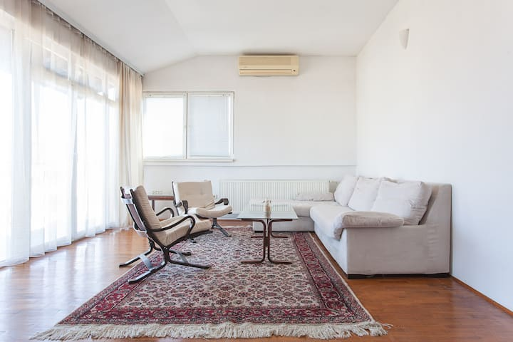 Comfortable apartment, amazing view to the city - Скопје - Wohnung