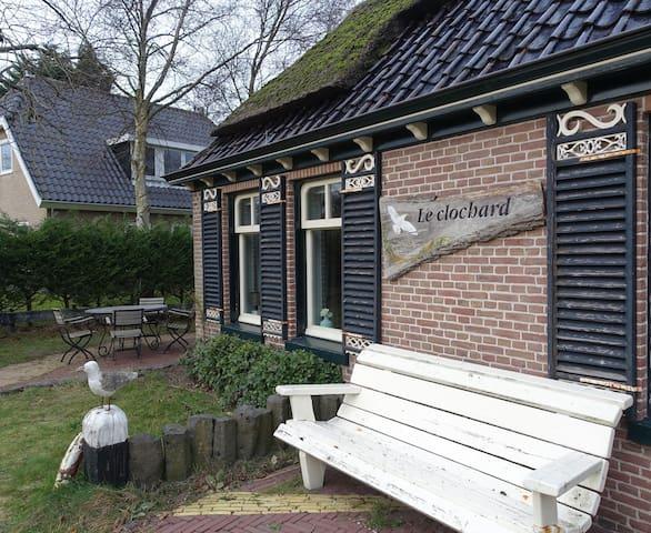 Vakantiehuis Duinkant - Groet - Wohnung