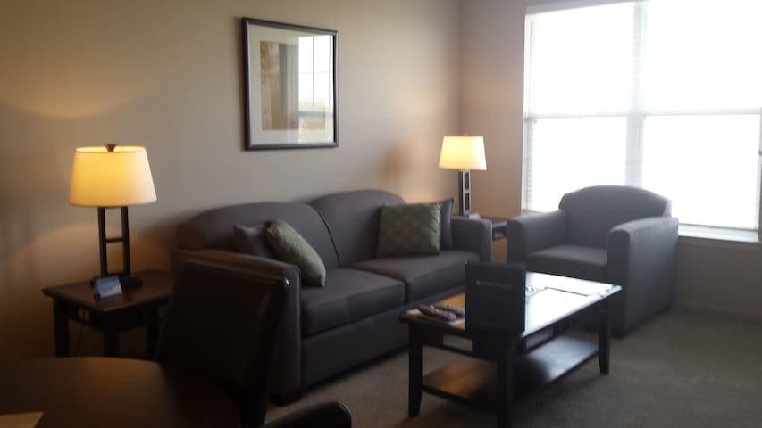 Great 1BR/1BA in Naperville