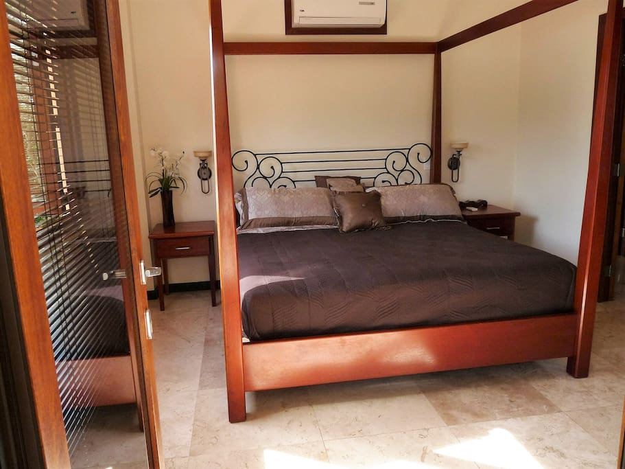 2nd King Air Conditioned Bedroom