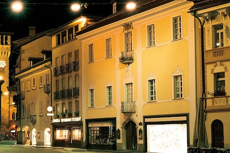 Bellinzona pedestrian zone - Bellinzona - Appartement