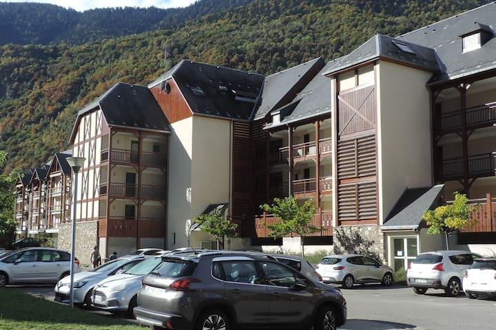 Appartement Bagnères de Luchon Superbagnères