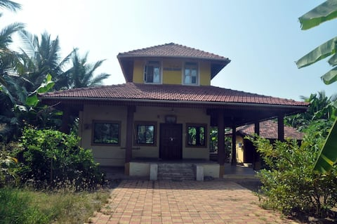 Rajodi beach farmhouse