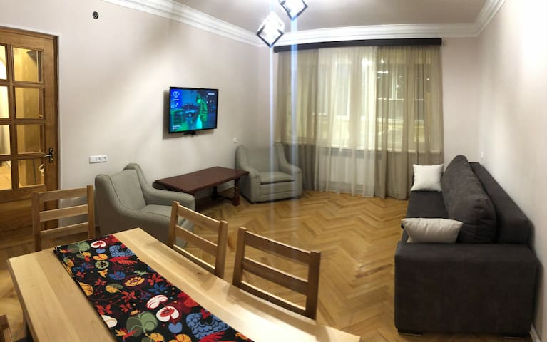 Lovely apartment in Dilijan with aview to mountain