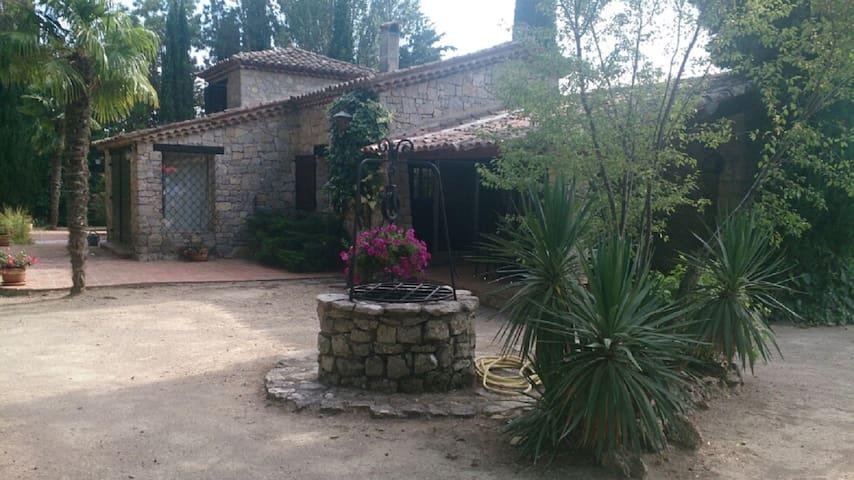 LA CYPRIERE - Callian - Villa