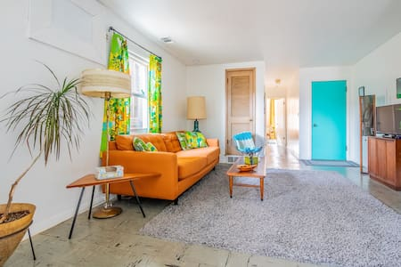 Mid-Century Apartment in Uptown Westerville