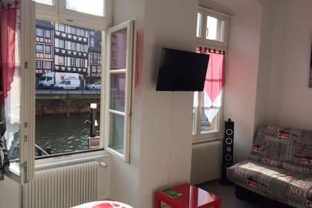 UN NID D'AMOUR , CENTRE HISTORIQUE - Strasbourg - Appartement