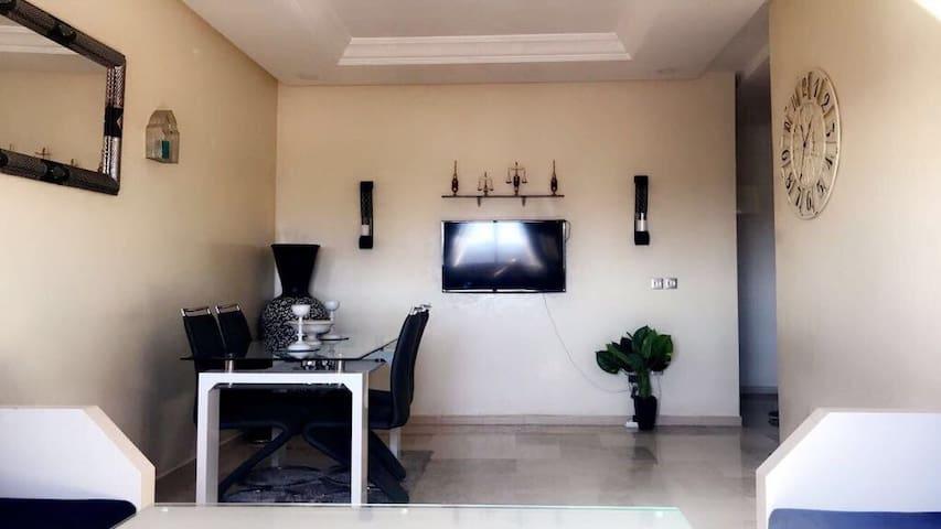 Appartement centre Marrakech GARE