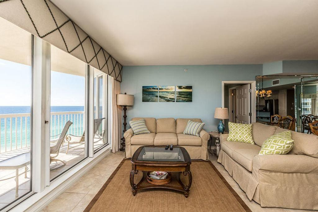 Beach Front Destination - Vacation Rental Condo in Destin