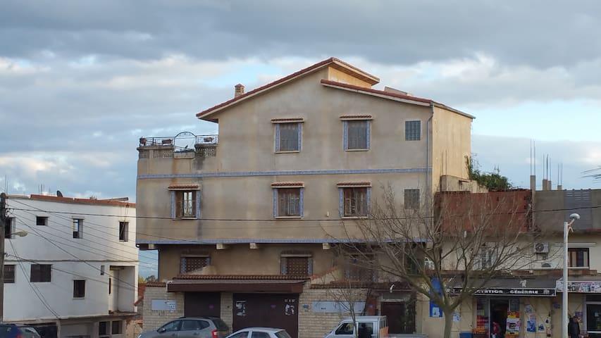 Villa Bougherara