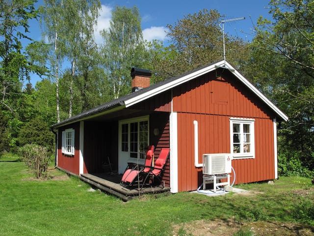Comfortable holiday home in Kyrkhult