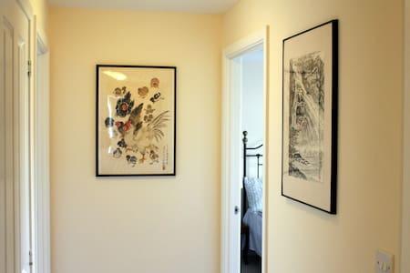 英国利兹豪华小区舒适的双人客房 - Leeds
