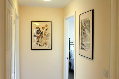Comfy double room - up to 3 people - tranqil place