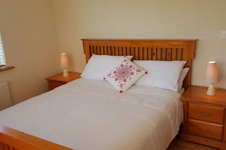 comforable spacious double ensuite - Bealaclugga - Bed & Breakfast