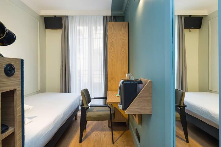 Chambre simple au cœur de Lyon