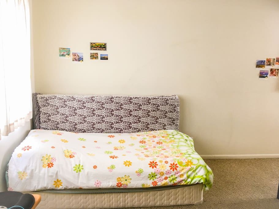 Memory foam mattress / bed for up to two people