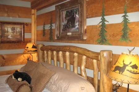 Jan/Feb pay 3 nights get 4th free No Cleaning Fees - Pigeon Forge - Cabane