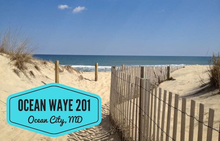 Ocean Waye 201; Amazing Location, Ocean Views!