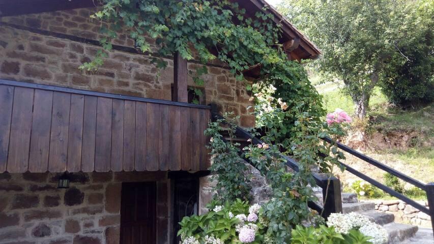 casa la cerrada - Bustantegua - Casa