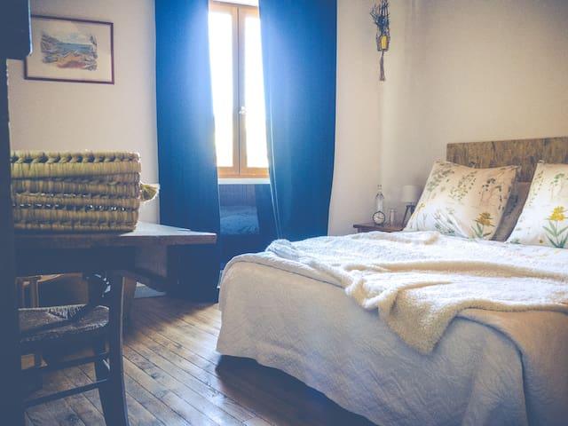 Les Chambres du Théron Viel  -  37€ la nuitée