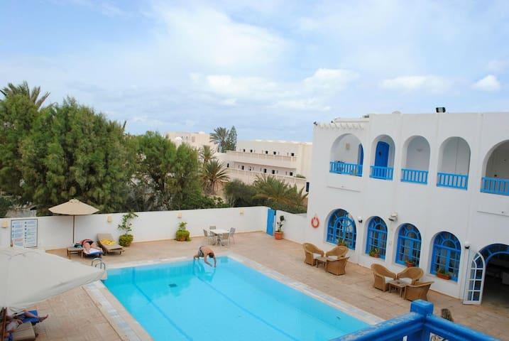 Comfortable Twin Room 01, Tunisia
