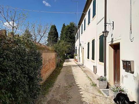 Riviera del Brenta - Lisa 's huis