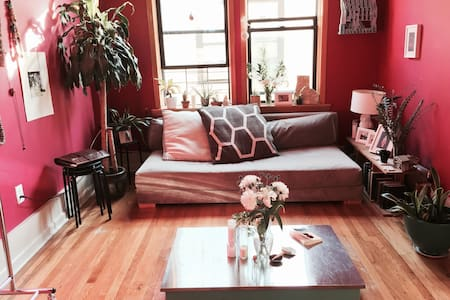 magical oasis in nyc for 2 or 3