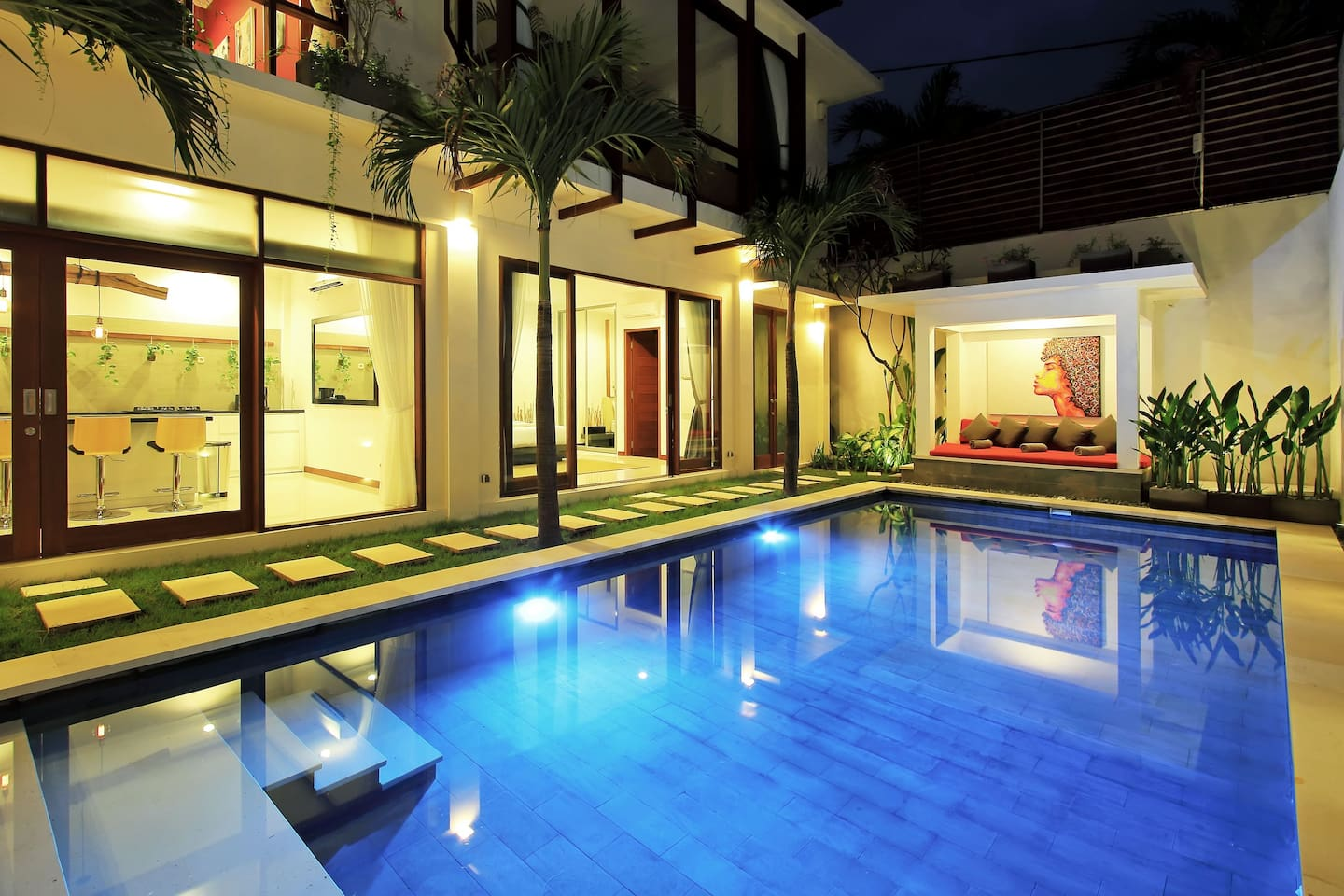 Meuble Salle De Bain Bath And Kitchen ~ Luxury Villa In Heart Of Seminyak Indila Villa Villas Louer