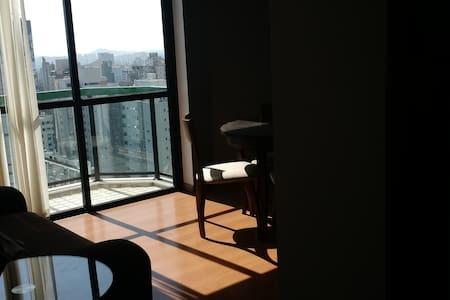 Flat na Savassi - BH - Belo Horizonte - Apartemen