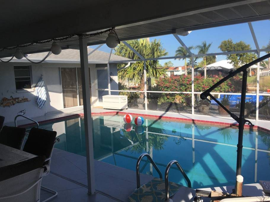 Shared Lanai Pool