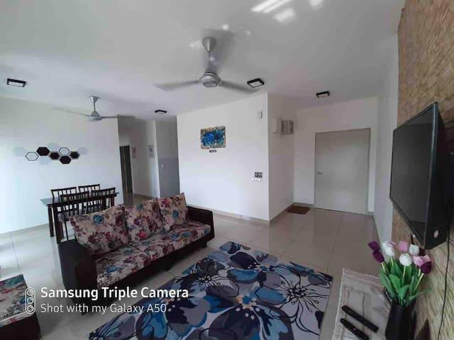 Homestay Pudina Putrajaya Place you want to stay
