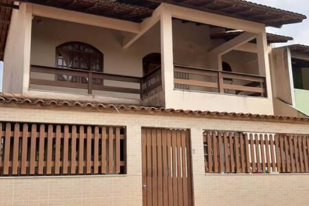Casa Duplex com 4 quartos p/ Temporada em Setiba