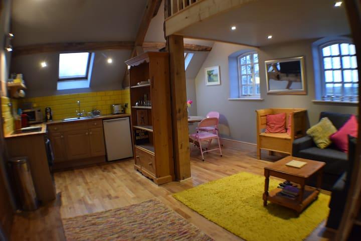 Miller's Loft - Cruckmeole - Apartment