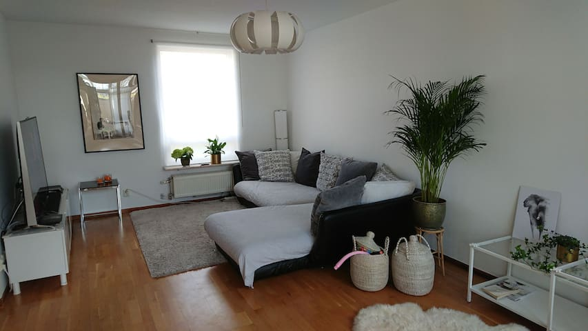 Nice n cozy townhouse 3km to Lund C - Lund - 獨棟