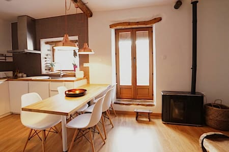Casa entera en Capileira 2 dormitorios nueva