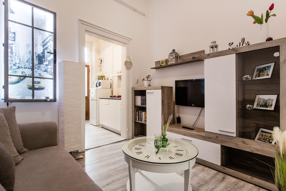 Airbnb in Budapest
