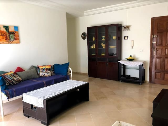 3 bedroom apartment that will feel like home.